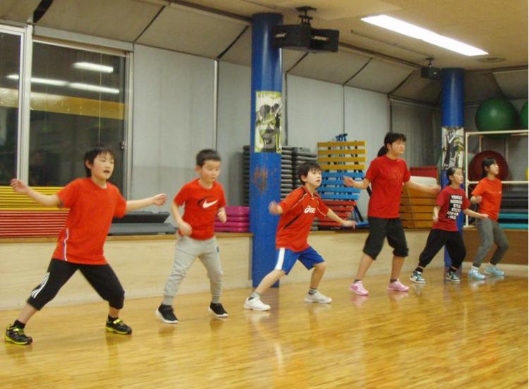 ジュニアダンス スポーツメイトウィン福島
