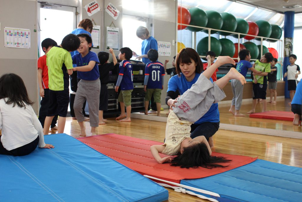 キッズ体育塾 スポーツメイトウィン福島