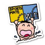 スポーツメイトウィン福島 ロゴ
